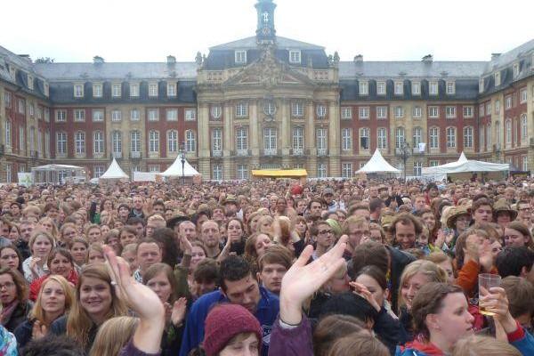 Sommer OpenAir 6000 Besucher